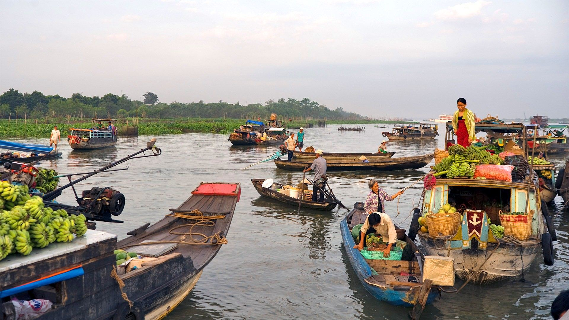 Vietnam Package  Tours 10 days Departure from Ho Chi Minh city