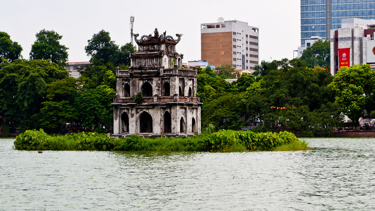 Hanoi City Tour 1 day Trip with Lunch