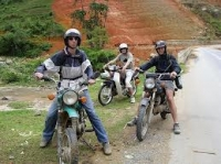 Mai chau motorbike tour 3 days - 2 nights