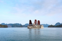 Ha long bay 2 Days - 1 Night on Azela Cruise
