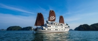 Discovery Ha long bay 2 days 1 night with A class Legend cruise