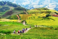 Hanoi - Mai Chau and Pu Luong Trekking Adventure 5 Days